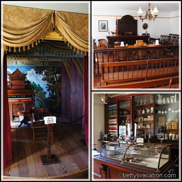 Collage Whaley House 2