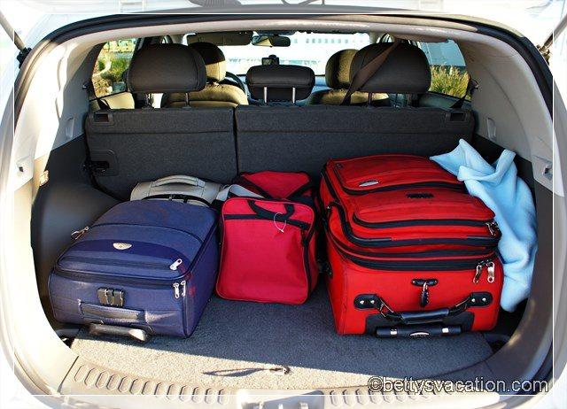 Ford Escape Kofferraum Automobil Bildidee