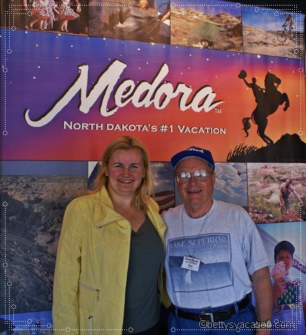 1- Medora & me