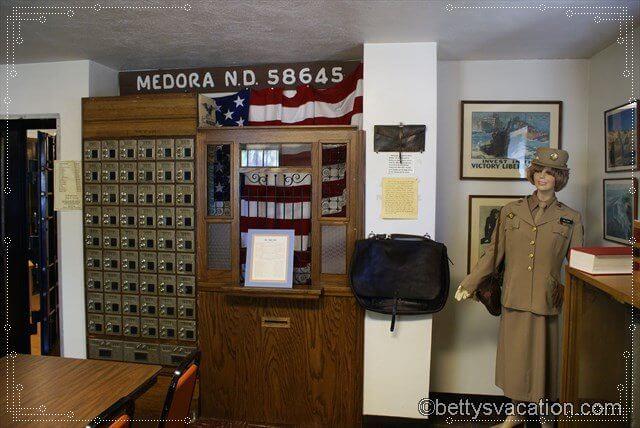 12 - Medora Court House & Museum