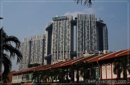 The Pinnacle @ Duxton, Singapore