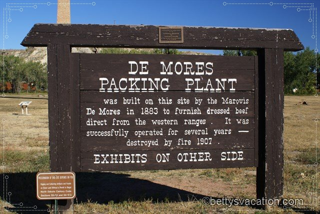 22 - De Mores Packing Plant