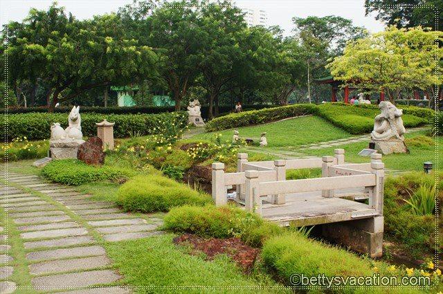 52 - Chinese Garden