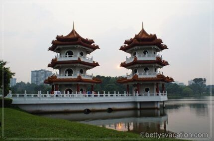 Chinese Garden, Jurong East, Singapore