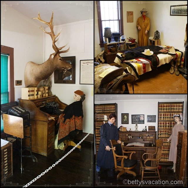 Collage Courthouse Museum 1