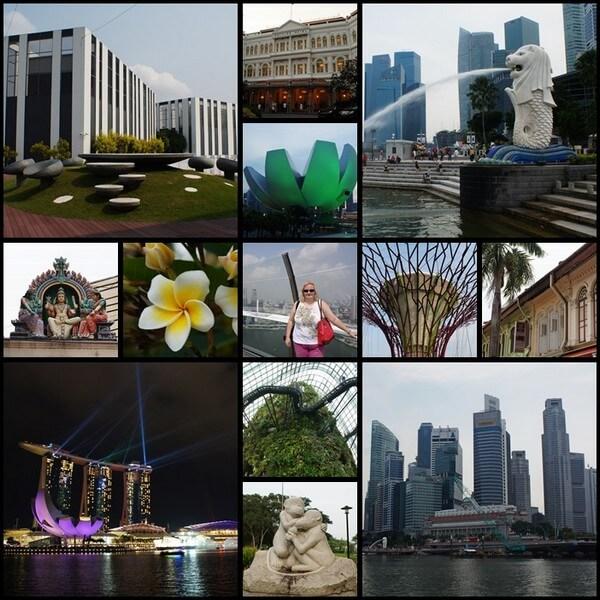 SINGAPUR ENDE