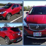 Mietwagen: Buick Encore