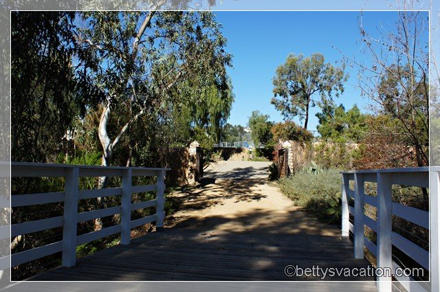1 - Einfahrt Leo Carrillo Ranch