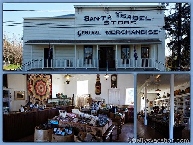 21 - Santa Ysabel Store