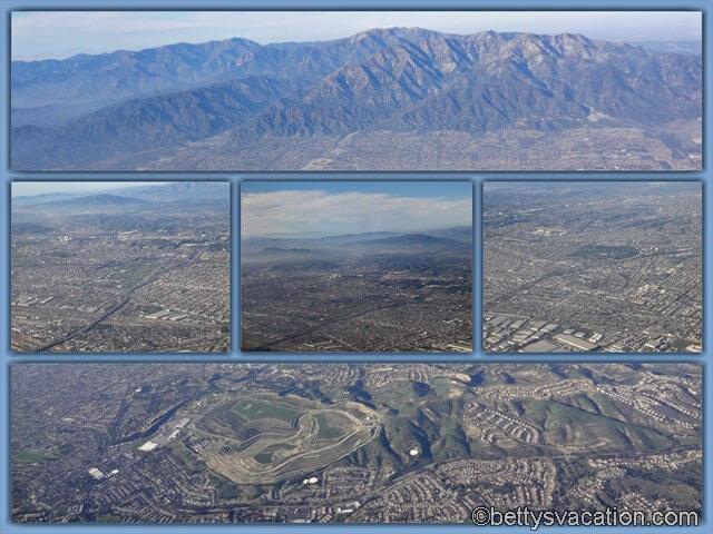 31 - Collage Anflug LA