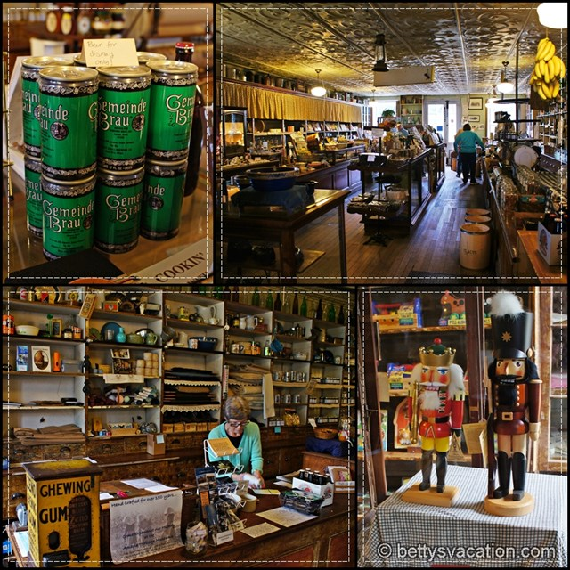 High Amana Store Collage