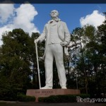 Sam Houston Statue, Huntsville, Texas