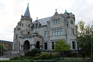 Turnblad Mansion 1