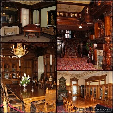 Turnblad Mansion Collage 2