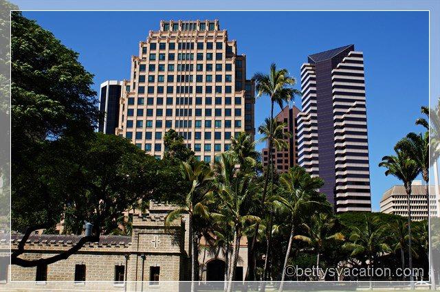 13 - Honolulu Downtown