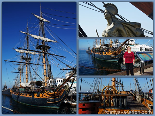 17 - Maritime Museum - HMS Surprise