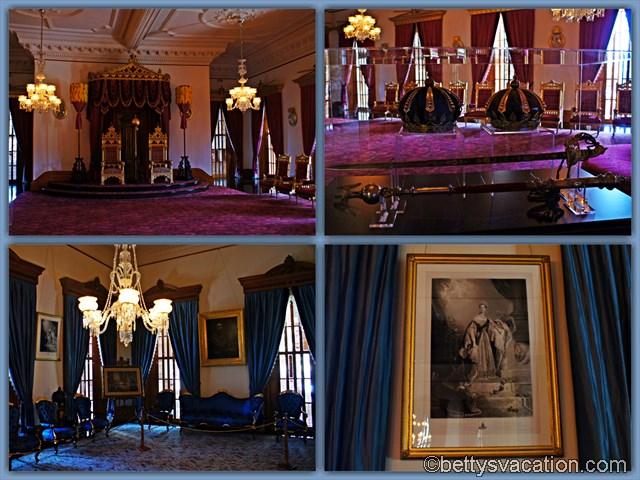 19 - Iolani Palace Erdgeschoss