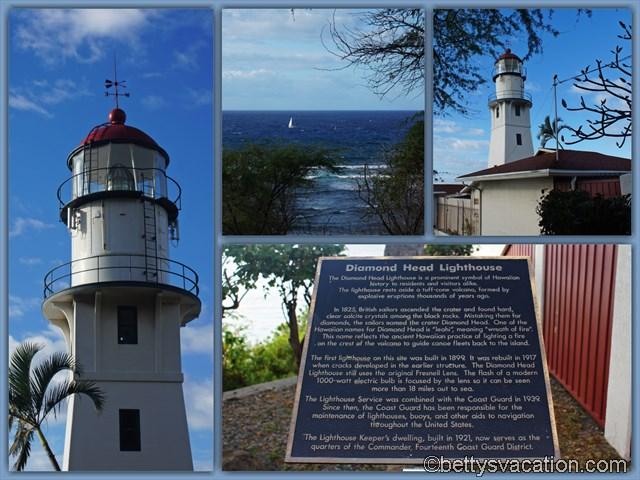 2 - Diamond Head Lighthouse