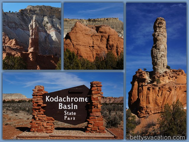 20 - Kodachrome Basin SP