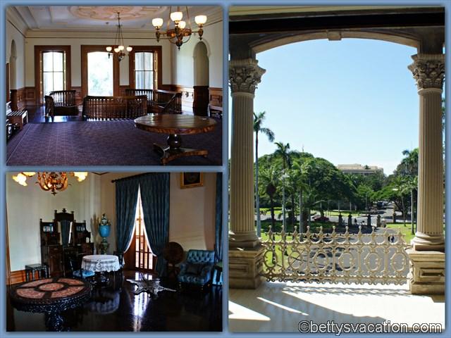 21 - Iolani Palace Obergeschoss