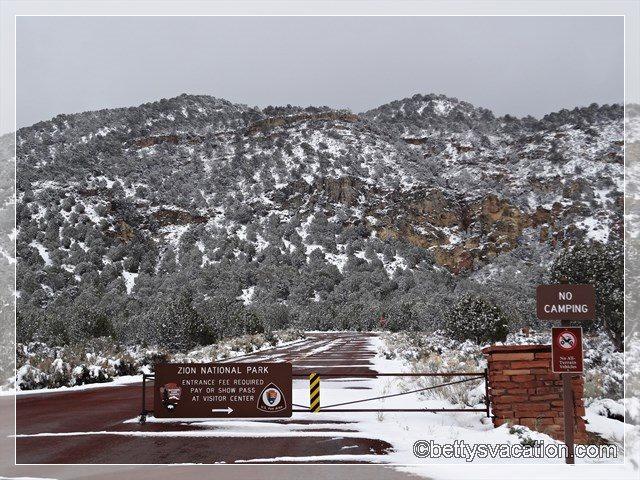 29 - Kolob Canyon