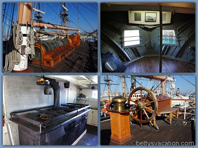 3 - Maritime Museum - Star of India