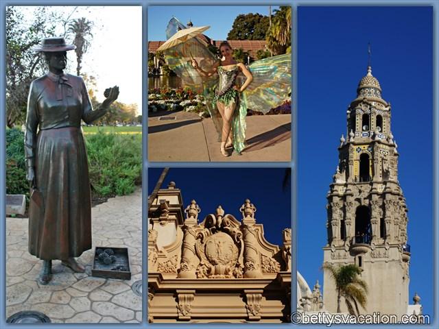 36 - Balboa Park Entrance