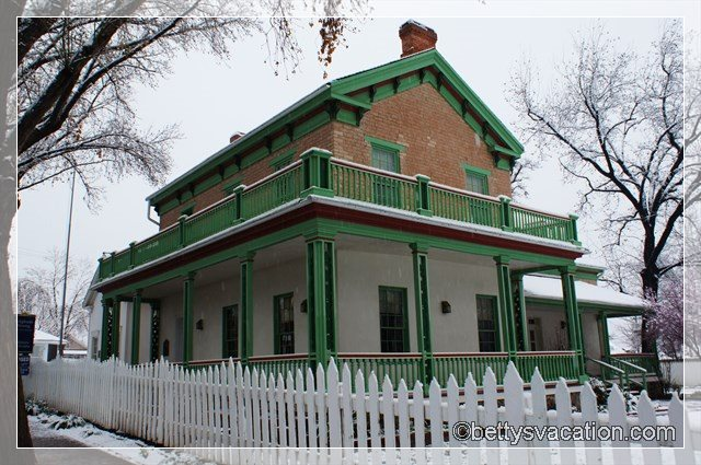 4 - Brigham Young House