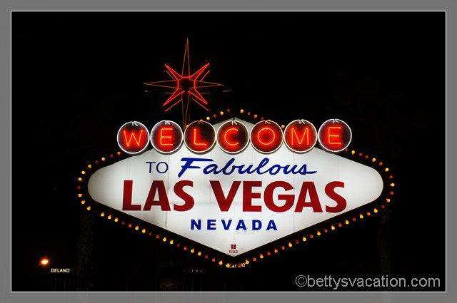 41 - Las Vegas Sign