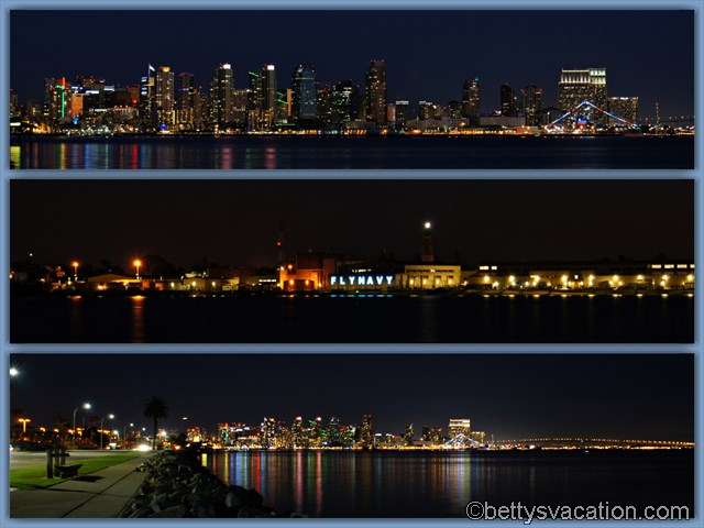 46 - San Diego by Night