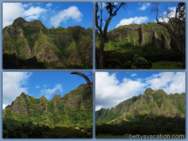 8 - Oahu Mountains