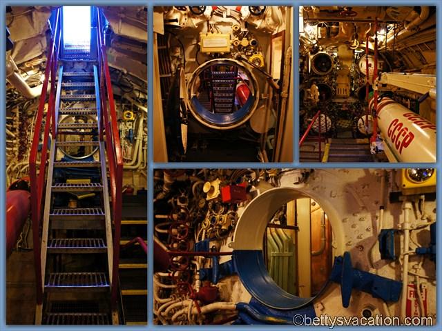 9 - Maritime Museum - B39 Submarine