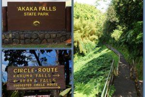 Akaka Falls SP Entrance
