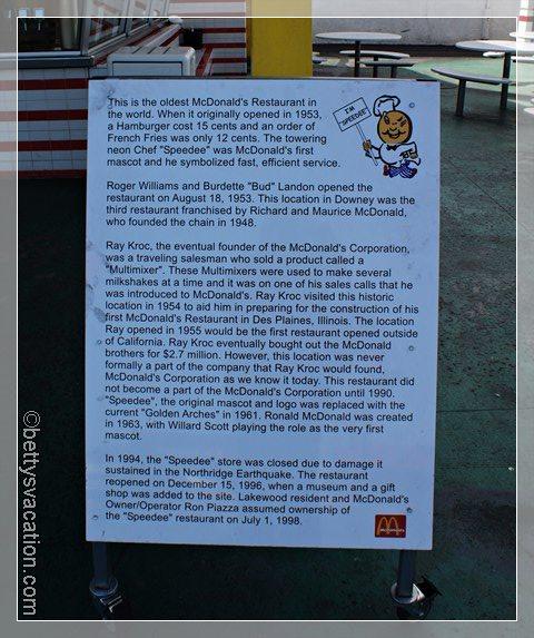 First McDonalds 6