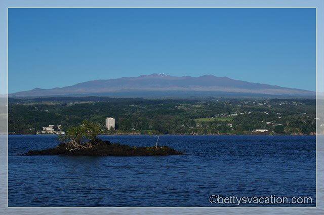 Mauna Kea from Hilo
