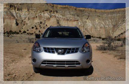 Mietwagen: Nissan Rogue