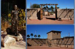 Old Mormon Fort State Historic Park, Las Vegas, Nevada