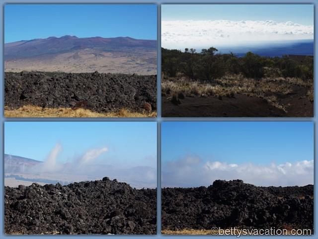 1 - Saddle Road Mauna Kea