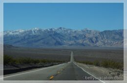 Death Valley National Park – Wildrose Canyon Area