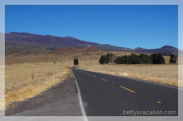 13 - Mauna Kea Access Road