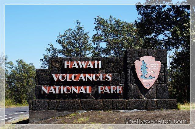 13 - Volcanoes NP