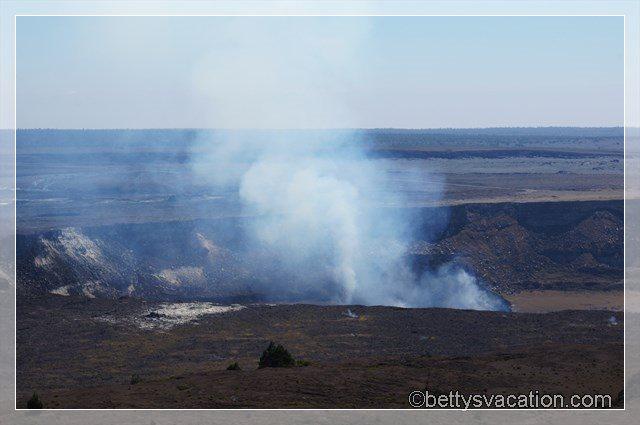 15 - Volcanoes NP