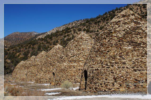 15- Wildrose Charcoal Kilns