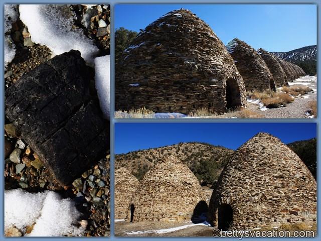 18 - Wildrose Charcoal Kilns