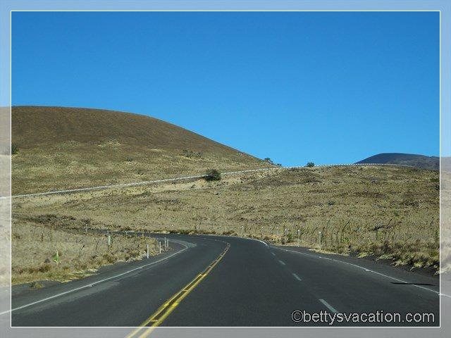 2 - Mauna Kea Road