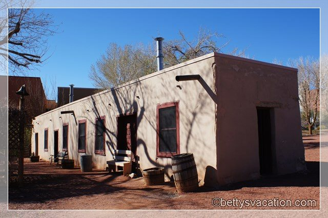 2 - Old Mormon Fort