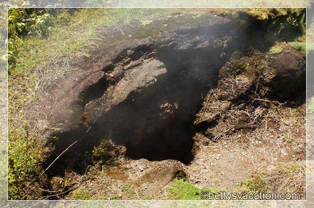 20 - Volcanoes NP