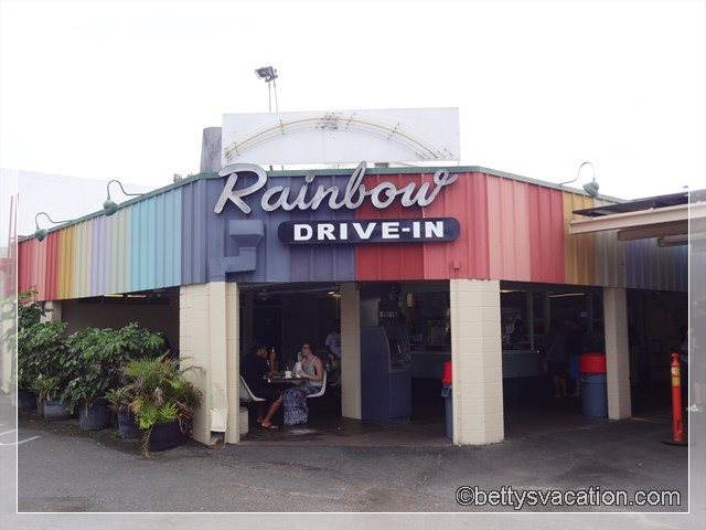 23 - Rainbow Drive In