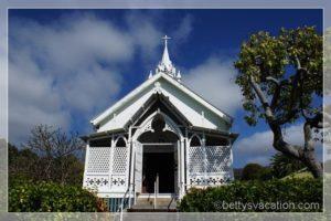 Painted Church, Hawai'i