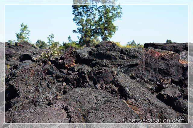 25 - Volcanoes NP